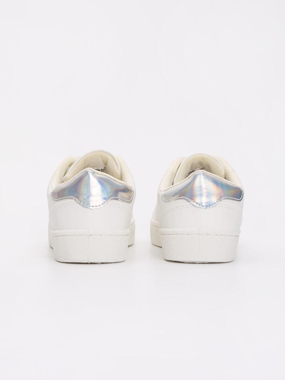 Kadın Bağcıklı Spor Ayakkabı