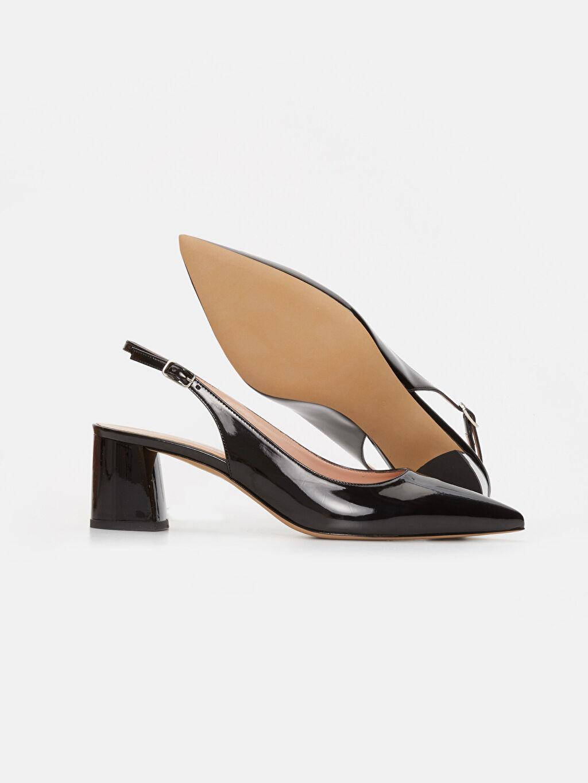 Kadın Kadın Sivri Burun Topuklu Ayakkabı