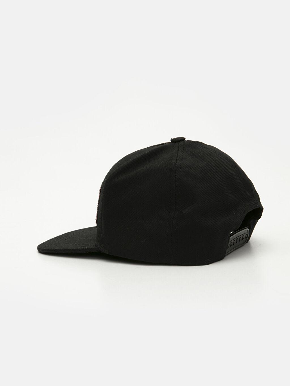 %97 Pamuk %3 Elastan Erkek Çocuk Pamuklu Şapka