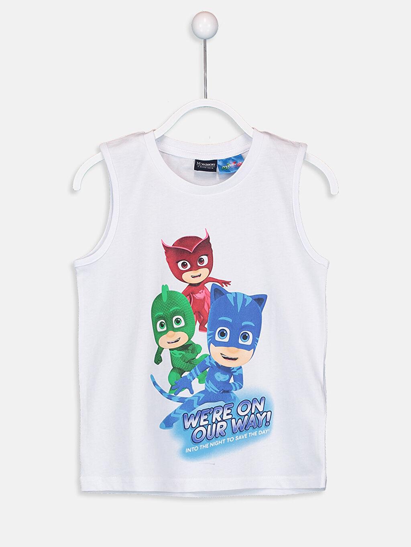 Erkek Çocuk Erkek Çocuk Pijamaskeliler Yüzme Takım