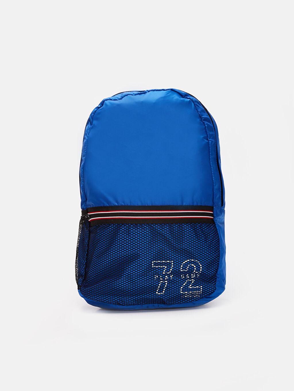 Mavi Erkek Çocuk Sırt Çantası 9SG880Z4 LC Waikiki
