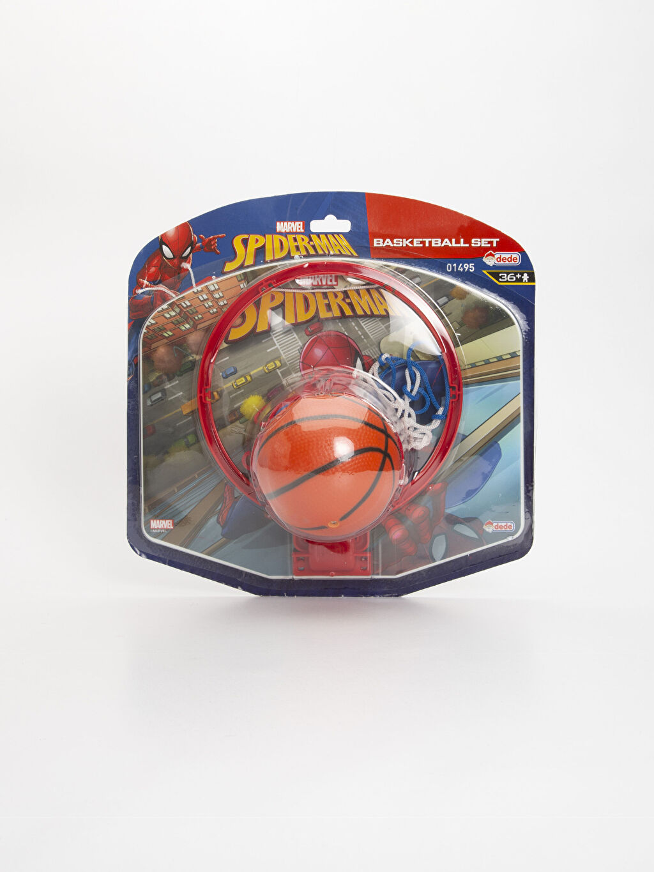 %100 Diğer Spiderman Oyuncak Erkek Çocuk Spiderman Oyuncak Pota Takımı