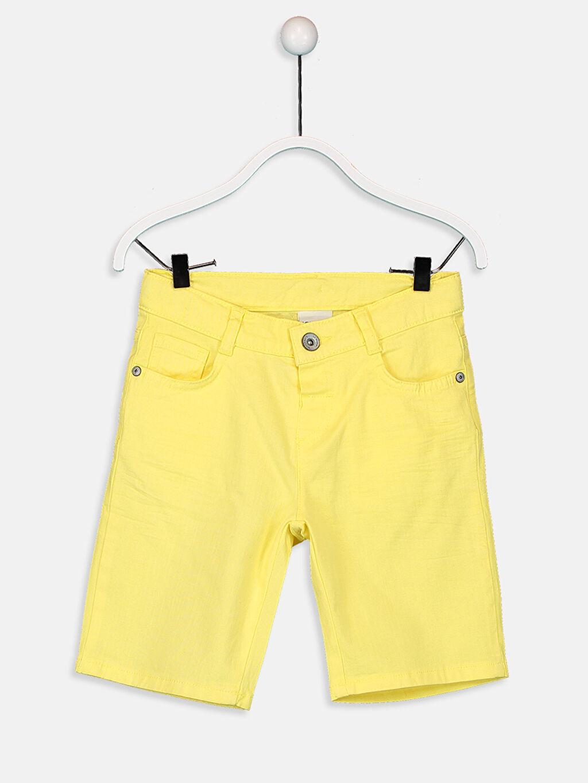 Sarı Erkek Çocuk Gabardin Roller 9SO208Z4 LC Waikiki