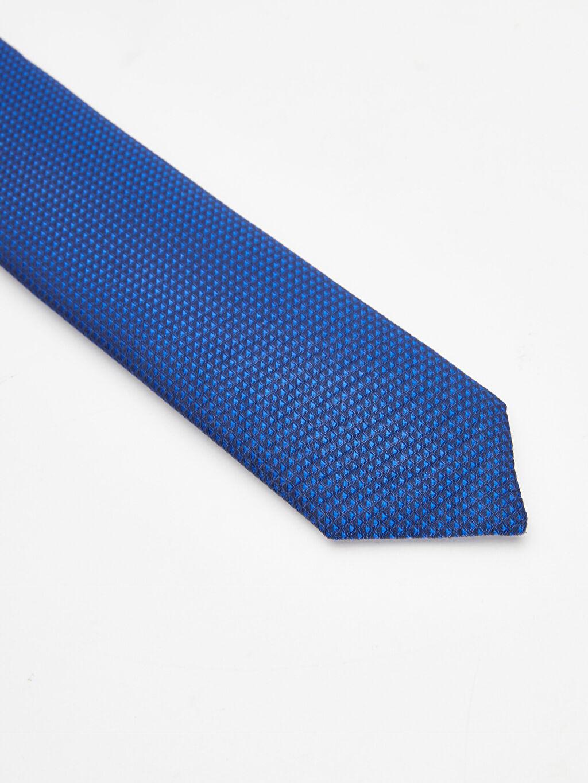 %100 Polyester Düz Kravat Erkek Çocuk Kravat