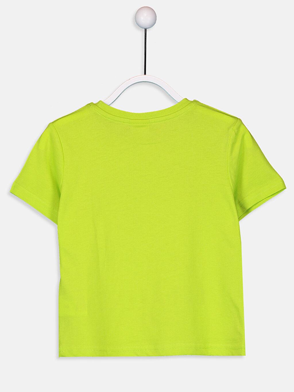 %100 Pamuk Standart Baskılı Süprem Tişört Bisiklet Yaka Kısa Kol Erkek Çocuk Baskılı Pamuklu Tişört