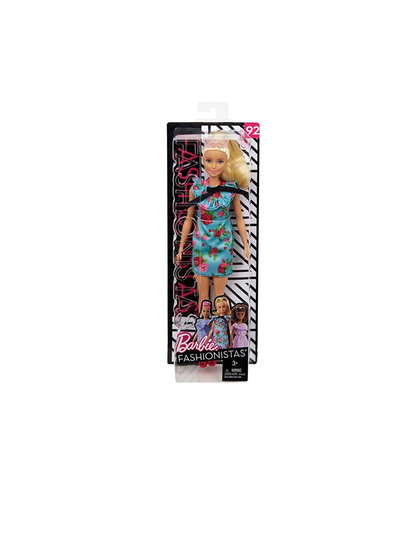 Çok Renkli Kız Çocuk Barbie Oyuncak Bebek 9SY715Z4 LC Waikiki