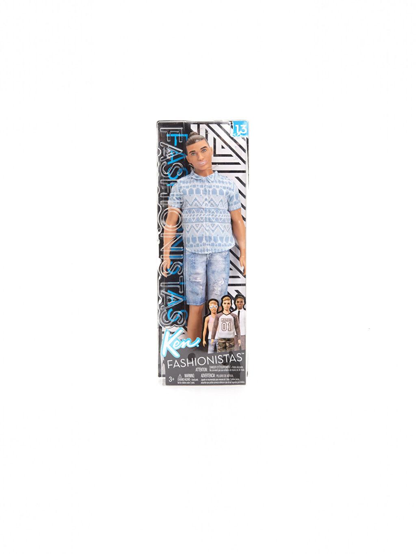 Çok Renkli Kız Çocuk Ken Oyuncak Bebek 9SY729Z4 LC Waikiki