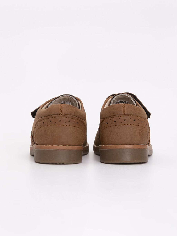 Erkek Bebek Cırt Cırtlı Klasik Ayakkabı