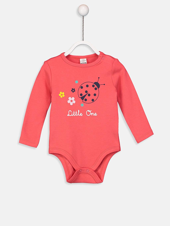 Kız Bebek Kız Bebek ÇıtÇıtlı Body Ve Pantolon