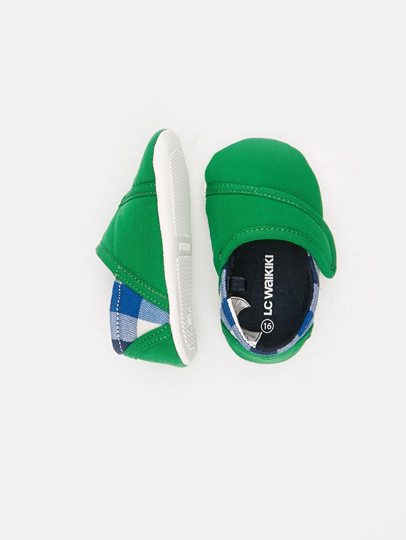 Tekstil malzemeleri Tekstil malzemeleri  Erkek Bebek Cırt Cırtlı Ayakkabı