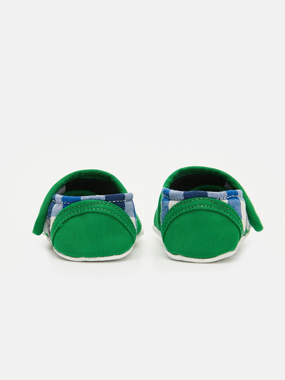 Erkek Bebek Cırt Cırtlı Ayakkabı