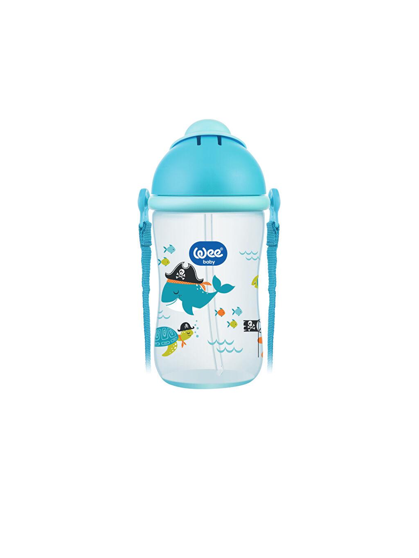 Mavi Wee Baby Pipetli Bardak 380 ml 9SA817Z1 LC Waikiki