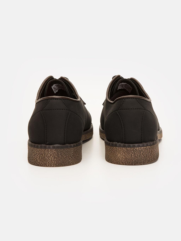 Diğer malzeme (pvc) Erkek Klasik Derby Ayakkabı