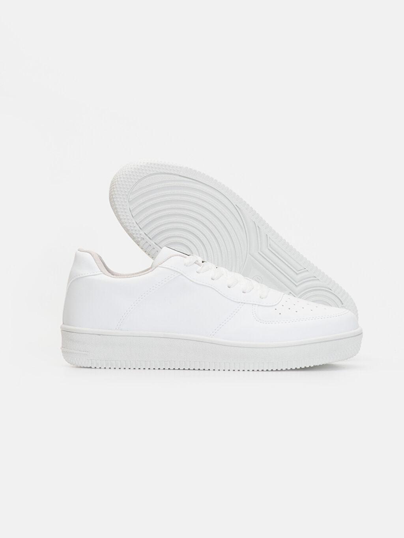 Erkek Erkek Bağcıklı Sneaker