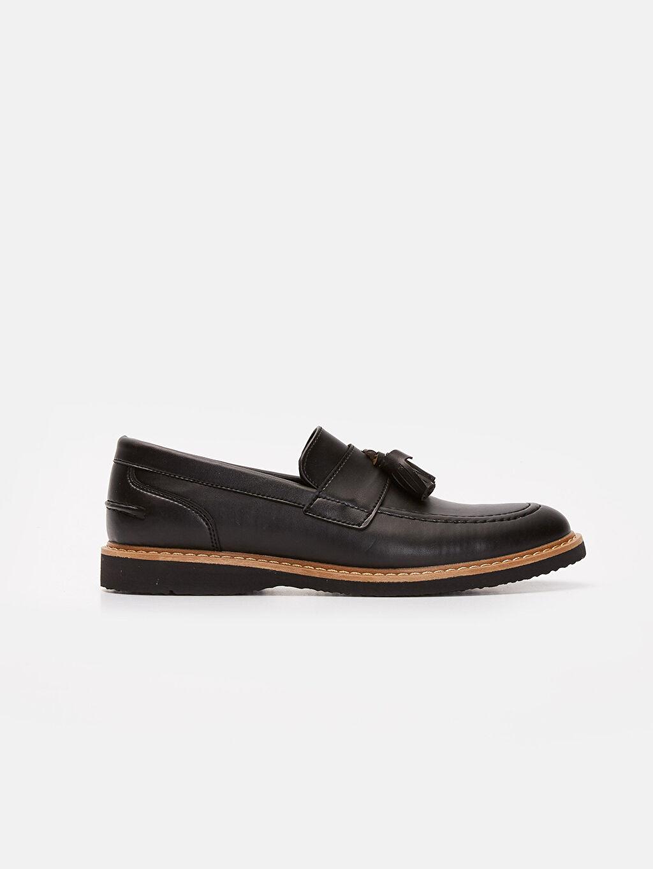 Siyah Erkek Loafer Ayakkabı 9WN385Z8 LC Waikiki