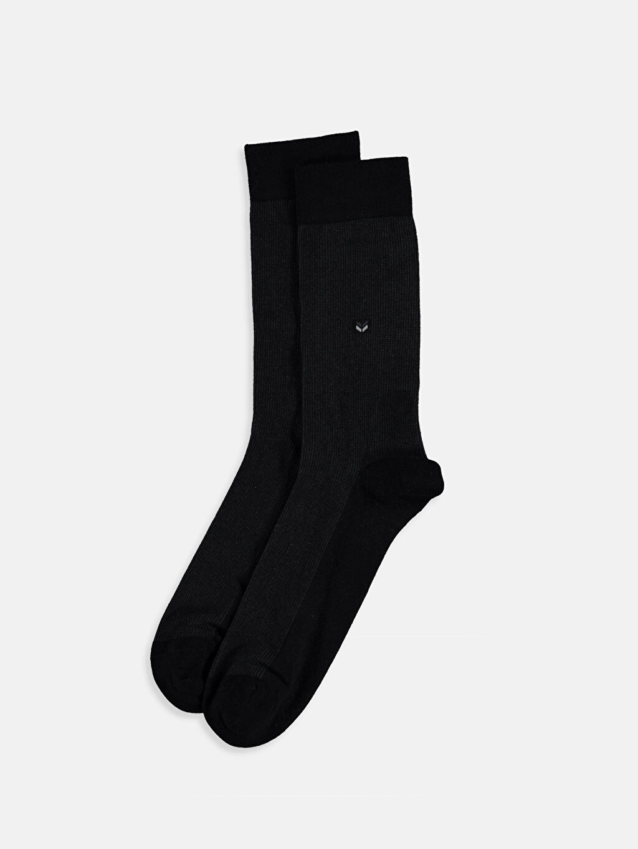 Çok Renkli Soket Çorap 9WP454Z8 LC Waikiki