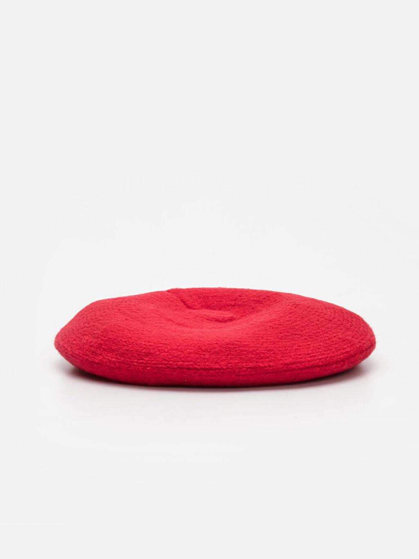 Kırmızı Ressam Şapka 9W1093Z8 LC Waikiki