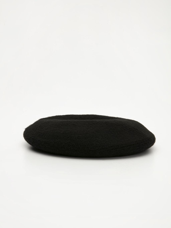 Siyah Ressam Şapka 9W1093Z8 LC Waikiki