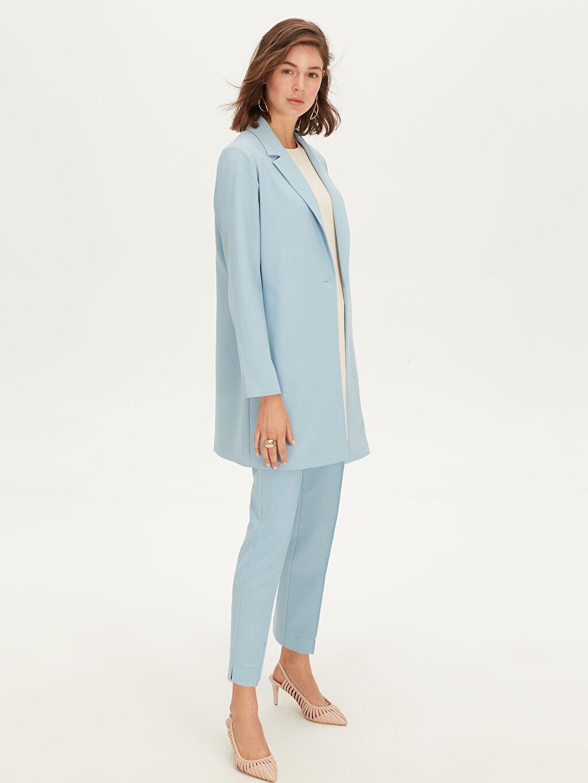 Kadın Uzun Blazer Ceket