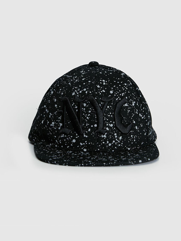 %100 Pamuk Hip Hop Şapka İnce Astarsız Erkek Çocuk Nakışlı Hip Hop Şapka