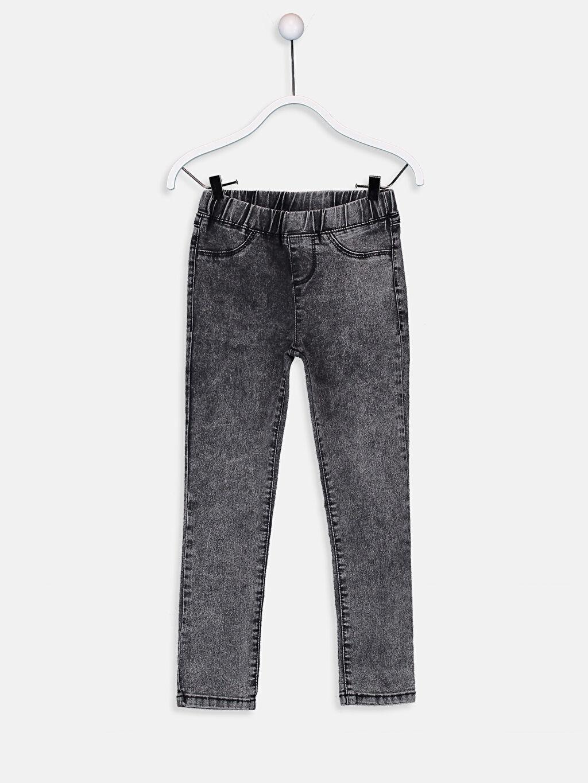 Mavi Kız Çocuk Skinny Jean Pantolon 9W2491Z4 LC Waikiki