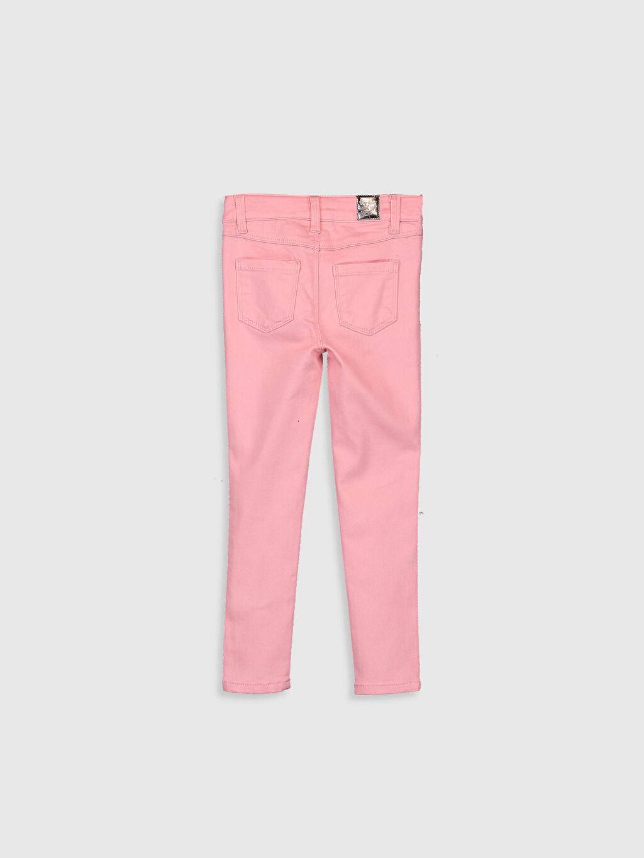 Kız Çocuk Kız Çocuk Skinny Pantolon