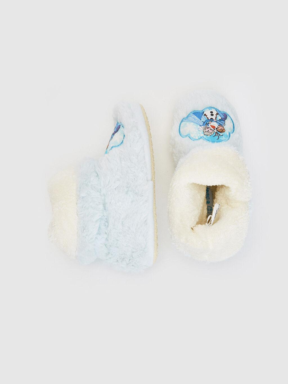 %0 Tekstil malzemeleri (%100 poliester) Ev Botu Kürk Astar Frozen Pelüş Diğer Işıksız Kız Çocuk Frozen Baskılı Ev Botu