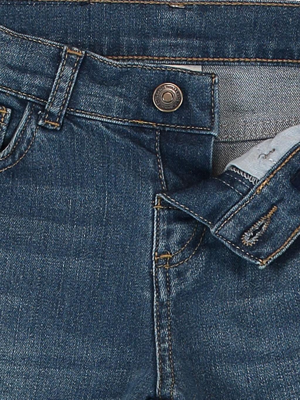 Erkek Çocuk Erkek Çocuk Slim Jean Pantolon