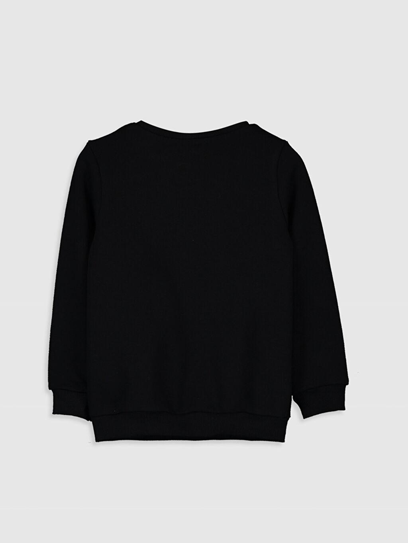 Kız Çocuk Kız Çocuk Baskılı Sweatshirt