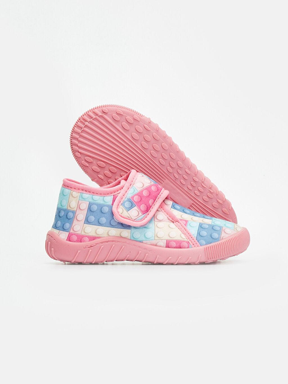 Kız Çocuk Kız Çocuk Ev Ayakkabısı