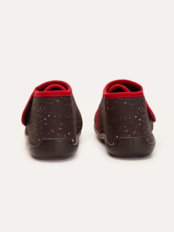 Erkek Çocuk Star Wars Baskılı Ev Ayakkabısı