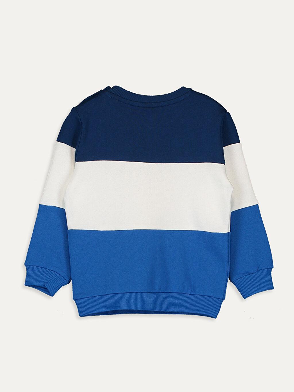 %69 Pamuk %31 Polyester  Erkek Bebek Sweatshirt