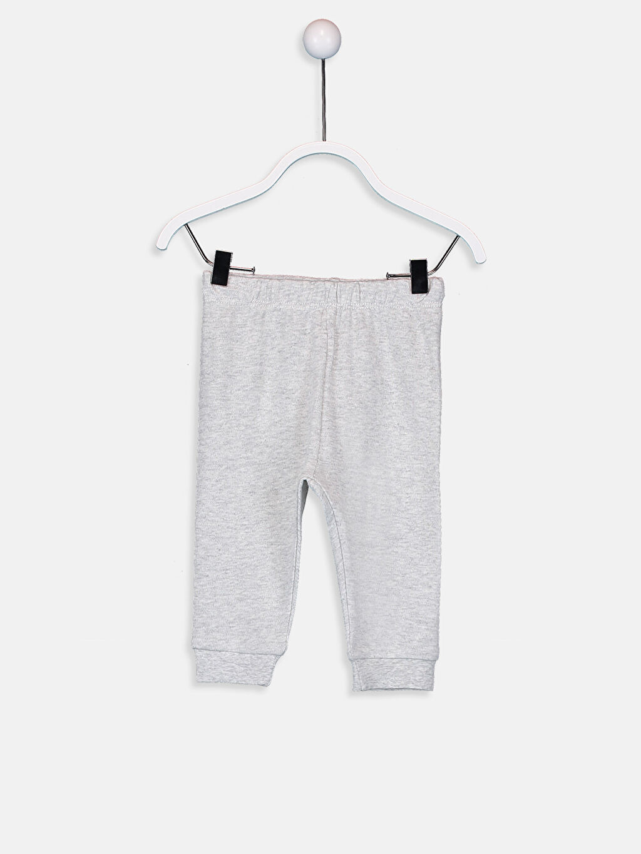 Kız Bebek Pamuklu Pijama Alt 2'li