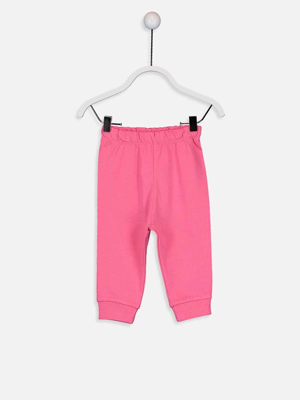 Kız Bebek Kız Bebek Pijama Alt 2'li