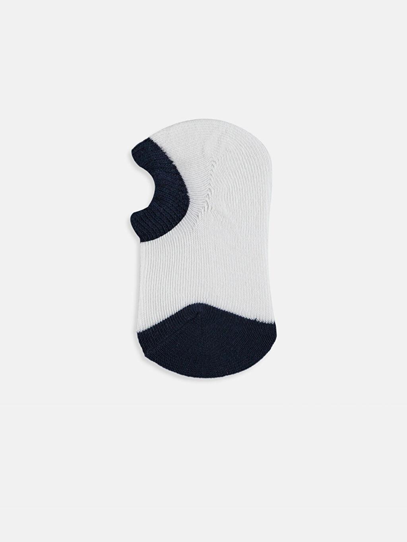 Erkek Bebek Babet Çorap 3'lü