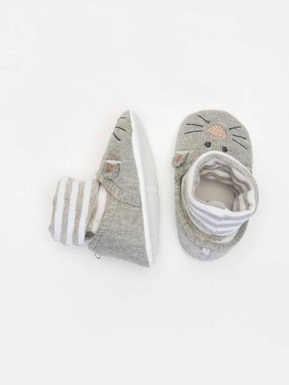 Tekstil malzemeleri Tekstil malzemeleri Bağcık ve Cırt Cırt Işıksız Pamuk Astar Yürümeyen Erkek Bebek Yürüme Öncesi Ayakkabı