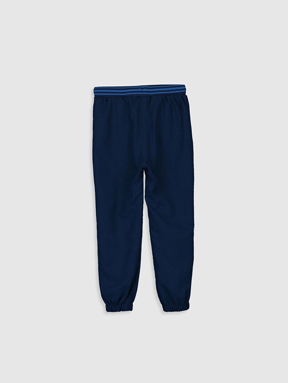 %100 Polyester %100 Pamuk Pantolon Aksesuarsız Penye Astar Mikrofiber Erkek Bebek Jogger Mikro Pantolon