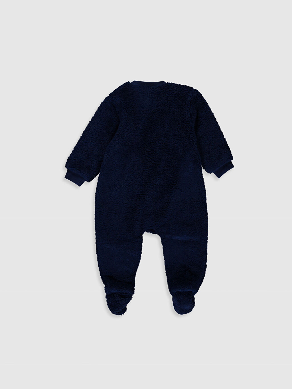 %100 Polyester %100 Pamuk Standart Tulum Erkek Bebek Pelüş Tulum