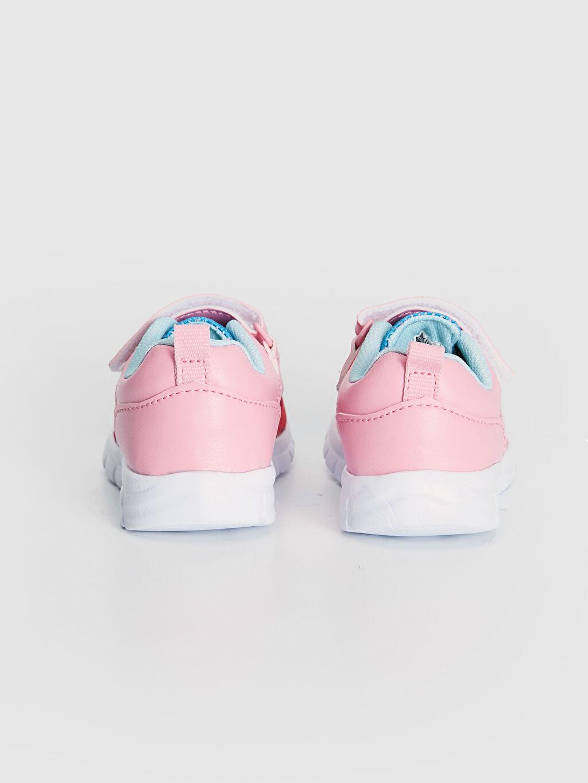 Kız Bebek Kontrast Renkli Spor Ayakkabı