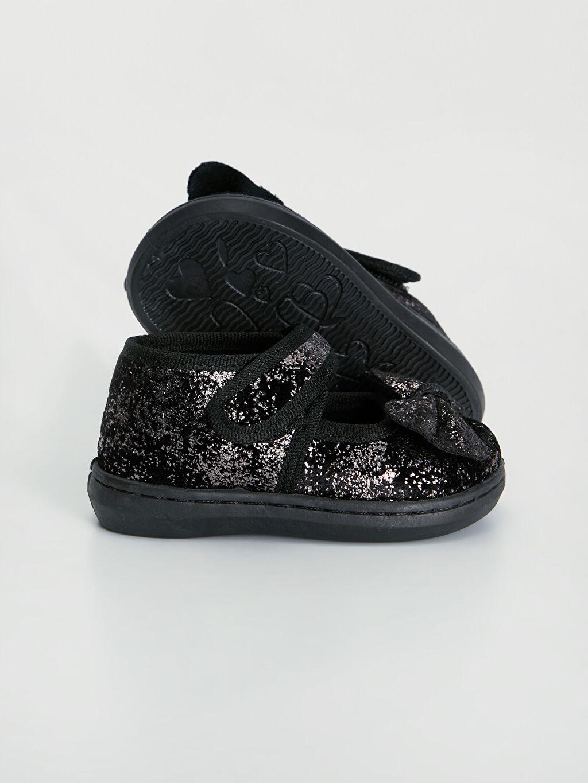 Kız Bebek Kız Bebek Fiyonklu Babet Ayakkabı