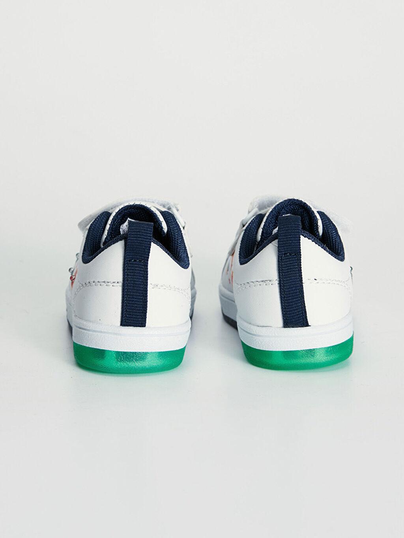 Erkek Bebek Işıklı Günlük Spor Ayakkabı