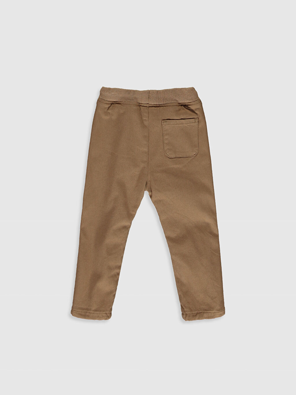 %97 Pamuk %3 Elastan %70 Pamuk %30 Polyester  Erkek Bebek Pantolon