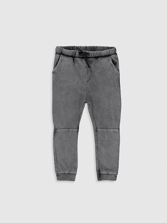 Gri Erkek Bebek Jogger Pantolon 9WT696Z1 LC Waikiki