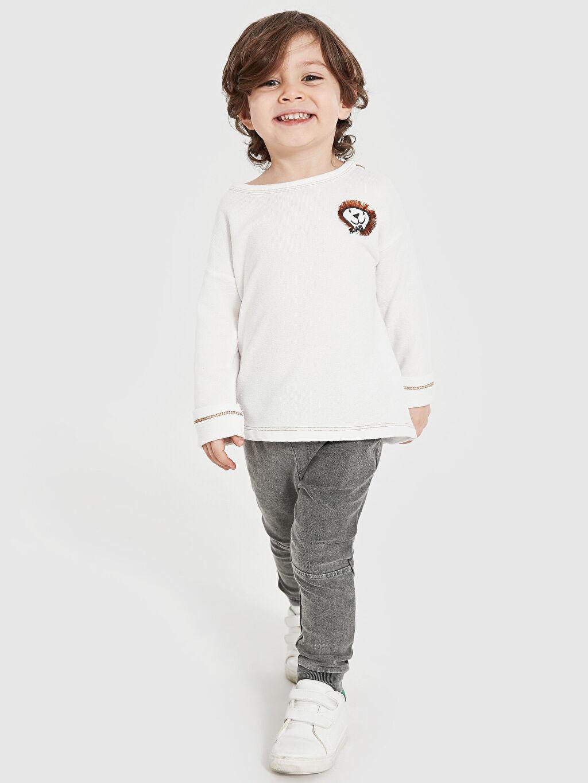 Erkek Bebek Erkek Bebek Jogger Pantolon