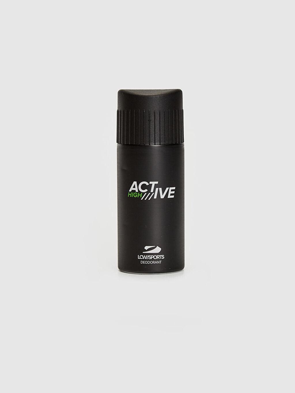 Siyah LCW Active High Erkek Deodorant 150 ml 0S3632Z8 LC Waikiki