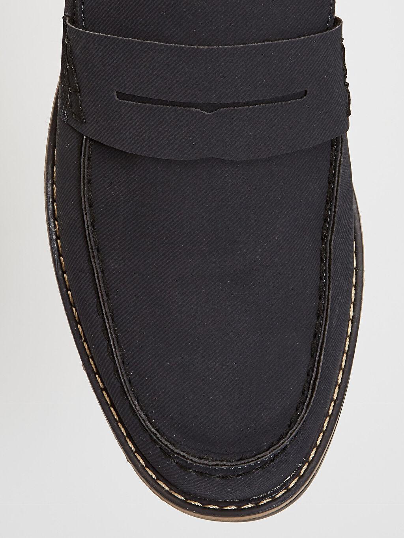 LC Waikiki Lacivert Erkek Klasik Loafer Ayakkabı