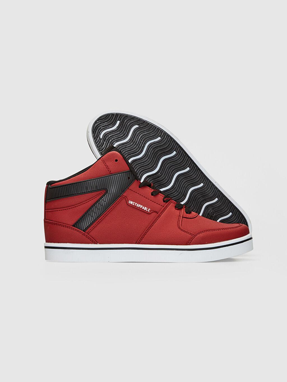 Erkek Erkek Günlük Bilekli Sneaker