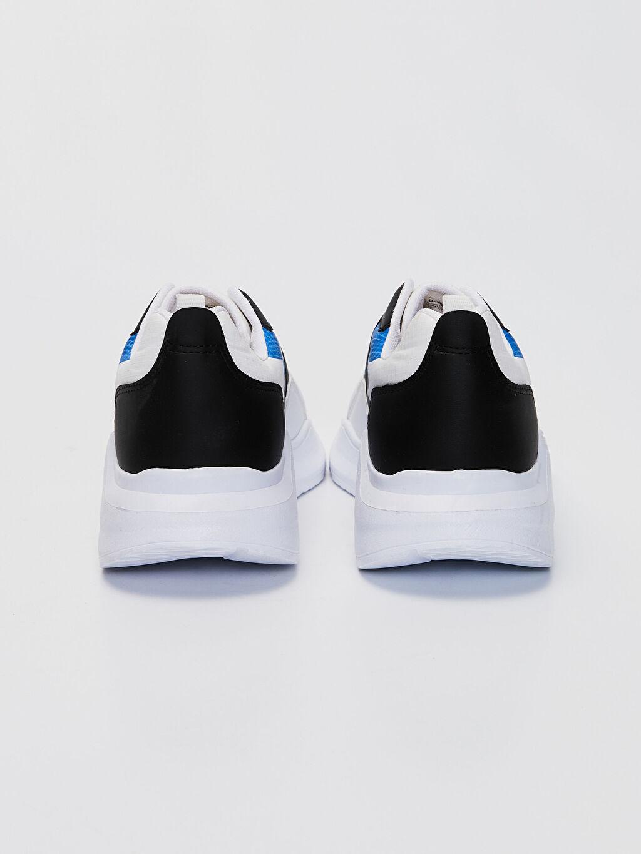 Erkek Renk Bloklu Sneaker