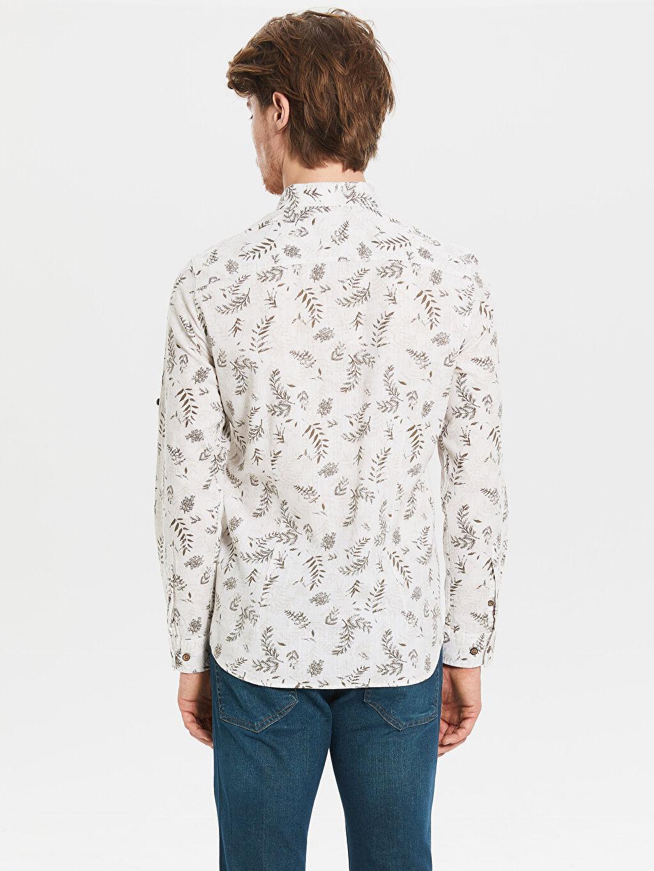 Erkek Aile Koleksiyonu Ekstra Slim Fit Gömlek