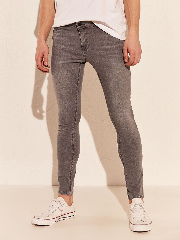 Erkek 770 Super Skinny Fit Jean Pantolon